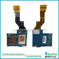 for Sony Xperia S Lt26i Lt26 SIM Card slot flex cable,Free shipping,original