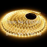 5M 3528  LED Strip DC12V 20W Red/Yellow/Blue/Green/White/Warm White Non-Waterproof Strip