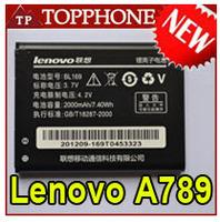 100% Original Lenovo A789 Battery BL169 (2000mAh) for Lenovo A789  FREE SHIPPING