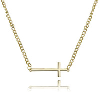 Free shipping 12pcs/lot,New 2013  women Alloy Gold & Silver Plated cross long Chokers Necklaces Pendants,vintage jewelry