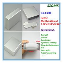wholesale small aluminum enclosure