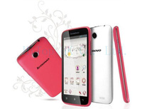 SG post Free In stock orignal multi-language android 4.2 4.5 inch Lenovo A516 Dual Core 1.3Ghz 512MB/4GB GPS WiFi smart Phones