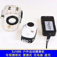 SJ1000 sport camera extra battery removable  battery 3.7V LI-ion battery 1100mAh