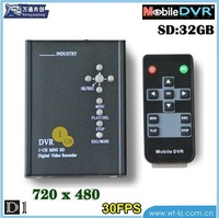 Domestic / commercial embedded compact recorder SD card SD card video recorder 1-ch Digital Video Recorder SD Card