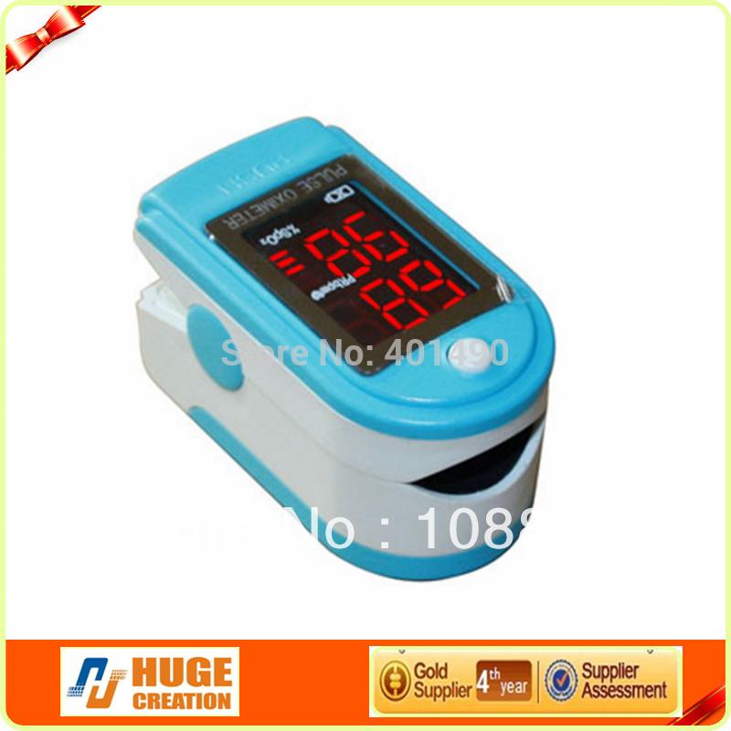 reading pulse oximeter fingertip digit spo2(China (Mainland))