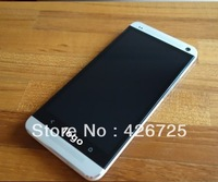 16GB rom 1.5GB RAM 1:1 HDC One phone M7 phone MTK6589 quad core 1.2ghz Android 4.2.1 free singapore post 13MP camera