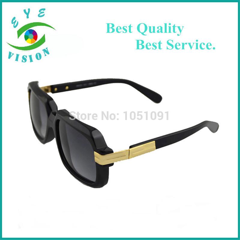 best designer glasses j5w8  DHL free shipping Cazal 607 Sunglasses Germany top brand designer Sunglasses  men women Vintage gradient lens sunglasses