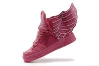 Angel Wing Designer Women Skateboard Shoes Street Style Free Shipping