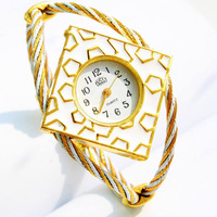 2014 NEW DESIGN ALLOY JEWEL LADIES DRESS BRACELETS WATCHES MADE IN CHINA  FREE SHIPPING