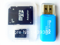 Memory cards Micro SD card 32GB class 10 Memory cards 64GB 16GB 8GB 4GB Microsd TF card Pen drive Flash + Adapter + gift Reader