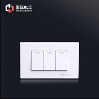 Switch Socket Panel Establisher Neon Series Small Free Shipping  2014 New Year Whosales