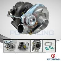 KKR430 T430 Turbocharger For Nissan RB20 RB25 2-3L T3 Turbine .58 A/R comp. .50 A/R turbo