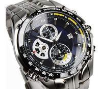 Best Stainless Men Watches Army Sport Wristwatch Luxury Clock Military F1 relogio quartz full steel analog sale Man chronograph