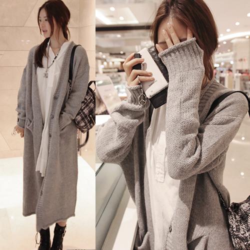 Long Sweater Coat