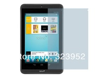 "Free Shipping 500pcs/lot Clear Screen Protector Film For Tolino Tab 7"" New Arrival"