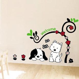 Online kopen wholesale tv cartoon honden uit china tv cartoon honden groothandel - Decoratie kind ...