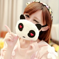 3 diamond shop (Min order is $10)  Cartoon panda masks female