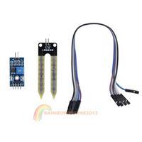 R1B1 Soil Hygrometer Humidity Detection Module Moisture Water Sensor for Arduino