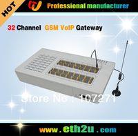 32 Port GSM VoIP Gateway(GoIP Gateway)Free shipping