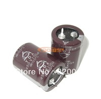 Free Shipping Original 100uf 450v/100MFD 450VDC 22*35mm 105C 2000Hrs 620mA Snap-in high power Aluminum Electrolytic Capacitor