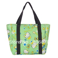 2013 new handbags fashion women's handbags wholesale processing printing waterproof lunch bag lunch bags cute