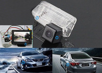 Car Rear View Reverse CCD HD Camera for Toyota Reiz   Water Proof  170 Degree