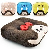 Magicaf monkey cartoon plush toy cushion pillow thickening double nice bottom cushion