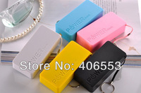 Chirstmas Gift 5600mAh Power Bank Perfume Smelling 2TH for iPhone Samsung HTC Nokia etc Free Shipping