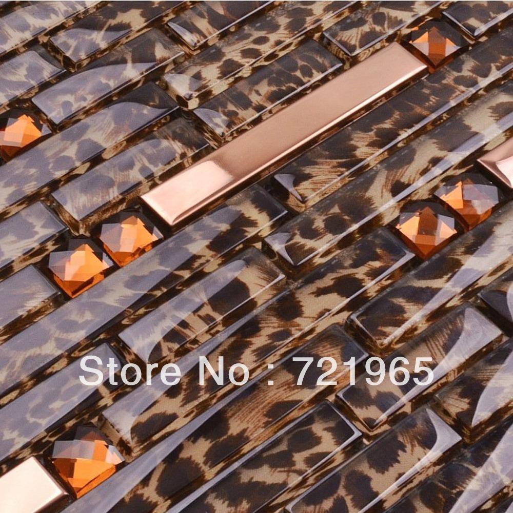tiles sheet diamond mosaic art wall stickers kitchen backsplash tile