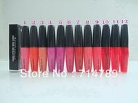 NEW LIP GLOSS KISSABLE LIPCOLOUR makeup lipgloss lip gloss 10g free shipping(12pcs/lot)