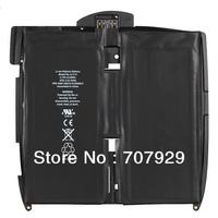 Free Shipping Li-ion Polymer Battery For Apple iPad 1 1st Generation 3.75V 24.8Whr 5400mAh