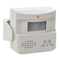 sensing Welcome alarm combo / infrared Welcome / alarm  Security alarm system