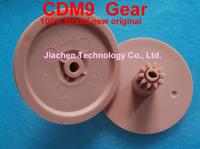 100% Brand new original CDM9 CDM-9 M9 Optical pickup Laser lens gear for Marantz CD use CDM9 gear CDM-9 gear  M9 gear