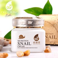 anti-wrinkle cream Snail cream for face repairing skin whitening cream for face moisturizing nourishing face 80g/pcs