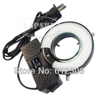 8 Watt Bright Fluorescent Ring Light Kit for USB Industrial or Stereo Microscope (TY-WB47)