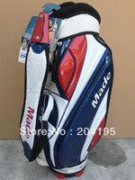 Free shipping, whlolesale fashion golf bag,new design TM bag, golf cart bag,golf sports bag