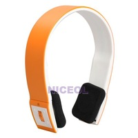 NI5L Wireless 2ch Stereo Audio Headset Headphone Mic for iPhone iPad2 PC PS3