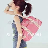 2013 Good value sport gym bag,Women Shoulder Messenger Bag, outdoor sports Travel bags,Free shipping