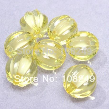 Фото Round acrylic beads . 110 beads in beads style