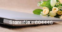 Cheap New 14 inch notebook computer Ultrabook laptop PC Intel Atom D2500 1.86Ghz dual core 4GB DDR3 500GB HDD free shipping dhl
