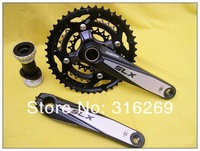 SLX M660 FC-M660 9 speed 44-32-22T Crankset Bicycle crankset with BB70 bottom bracket / Bike Crankset / bicycle parts 170mm
