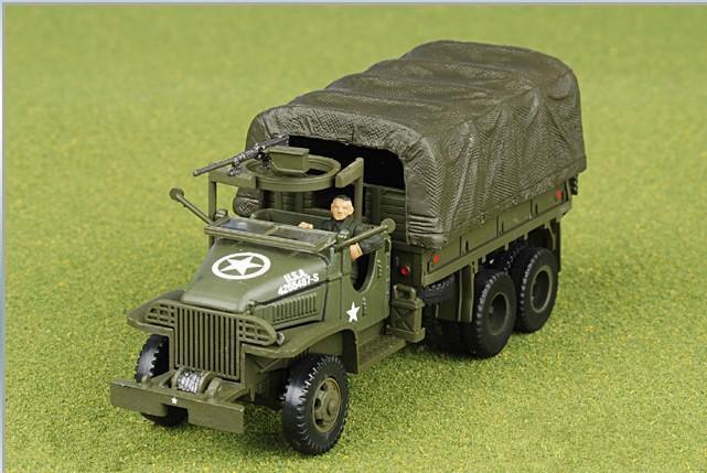 1:72 FOV 85099 WWII U.S. trucks M35 2.5 TON 6 1944 alloy military model(China (Mainland))