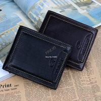 2014 New Fashion Men 9 Card Slots 2 SIM Slots 2 Billfold Burses Card Holder Purse Wallet Drop shipping 19296