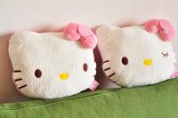 Cute Hello Kitty Cartoon Car Pillow Neck Pillow Free Shipping