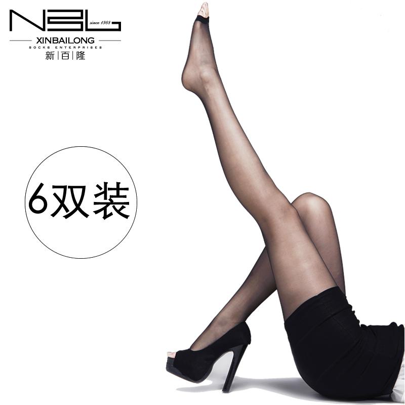 Open toe socks open toe socks black wire skin color ultra-thin sexy single plus crotch 6 double(China (Mainland))