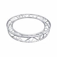 290x290mm diameter1m spigot /circle/round  truss for Exhibition/Outdoor Performance /Event background trusses