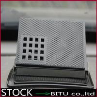 20pcs/lot 2014 NEW 360 degree Car holder GPS Phone Holder Moblie GPS Holder slip-resistant Rotatable super magic DC2733