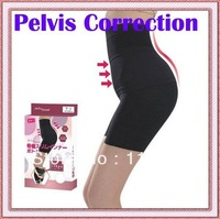 Free shipping Super hot shaper abdomen pelvis correction hip waist stovepipe slimming panties with corset enhanced belt 150pcs