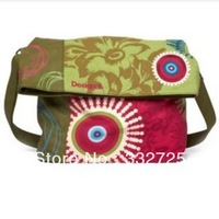 2014 NEW Beautiful Women's DESIGUAL shoulder bag Messenger size 32X5164 #3089