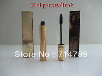 Fast Shipping High Quality! NEW makeup Mascara mascara (24pcs/lot)free shipping #555369